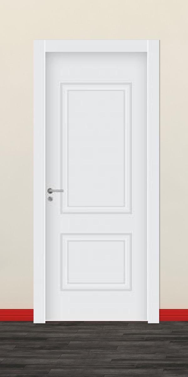 דלת פנים פולימר עיצוב אמריקאי