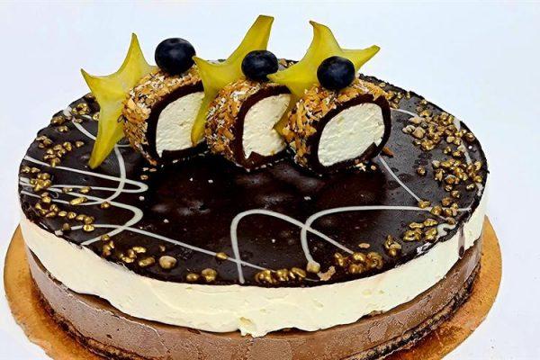 שוקולד בלגי - פרווה